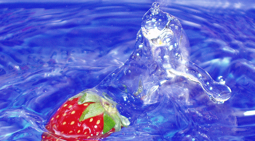 bizwebsolutions  Strawberry splash