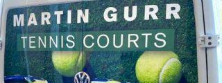 Tennis Court Construction